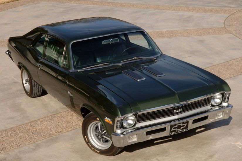 HD Wallpaper | Background ID:418703. 2560x1920 Vehicles Chevrolet Nova SS.  1 Like