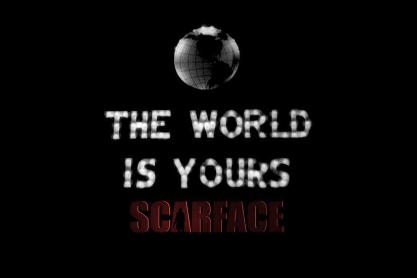 Hd Scarface Wallpapers and Background