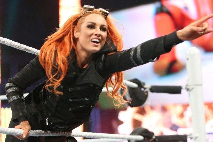Becky Lynch, Dyed Hair, Redhead, Orange Hair, WWE, Wrestling Wallpapers HD  / Desktop and Mobile Backgrounds