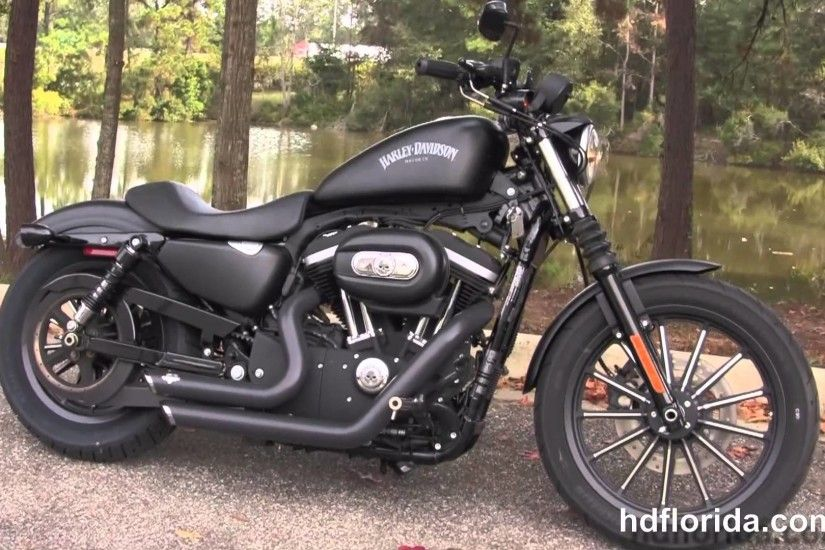 2012 Harley Davidson Sportster Iron 883 - Used Motorcycles for sale -  YouTube