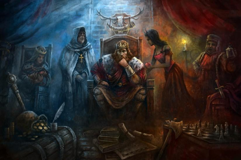 Crusader Kings II: The Old Gods Expansion Pack Features Revealed .
