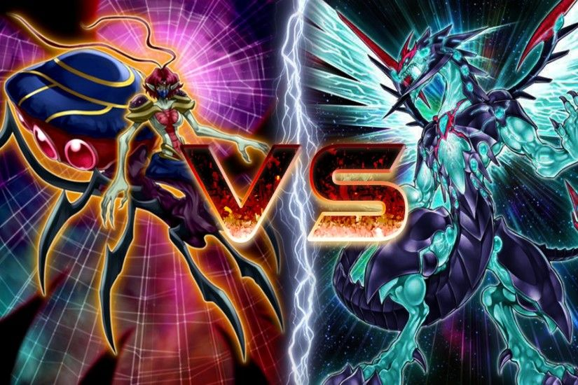Yugioh Duels - Spiders VS. Galaxy-Eyes! [Awesome Duel! - July 2014] -  YouTube