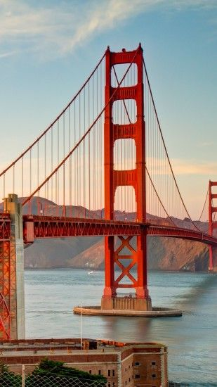 15 Fun Experiences You Must Have In San Francisco. Iphone 6 WallpaperIphone  BackgroundsCellphone WallpaperBridge WallpaperGolden Gate ...