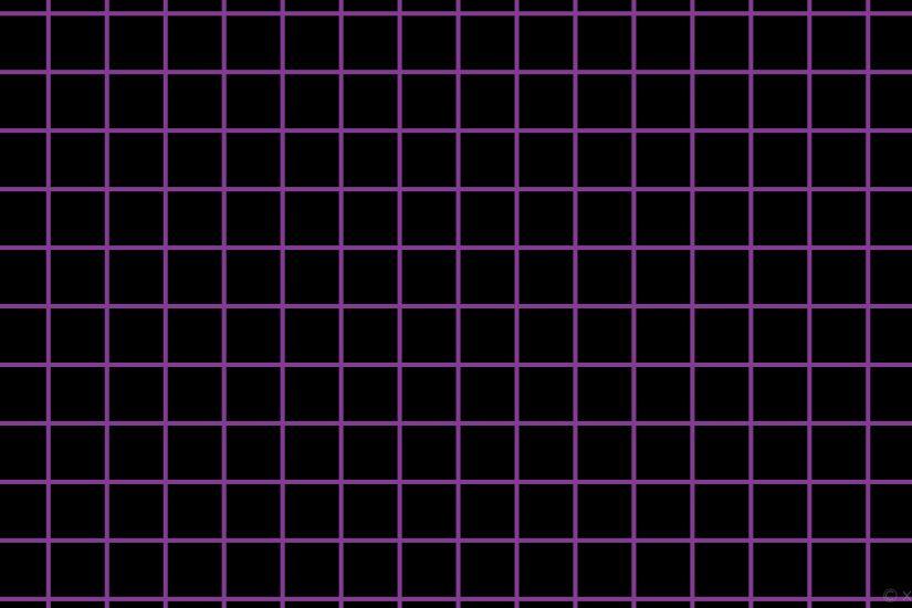 Wallpaper Black Purple Graph Paper Grid Medium Orchid 000000 Ba55d3 0A 8px 104px