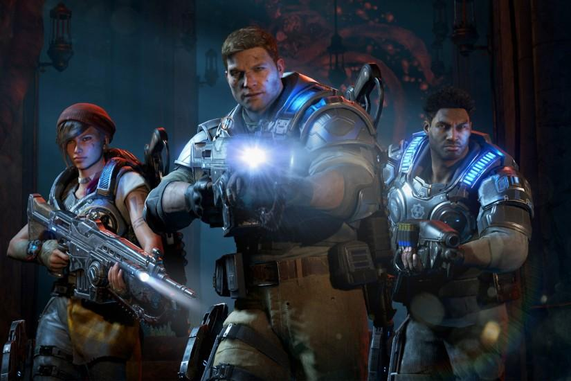 new gears of war 4 wallpaper 2560x1440 windows xp
