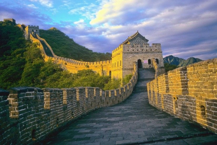 HD Wallpaper | Background ID:357222. 1920x1080 Man Made Great Wall of China.  12 Like. Favorite