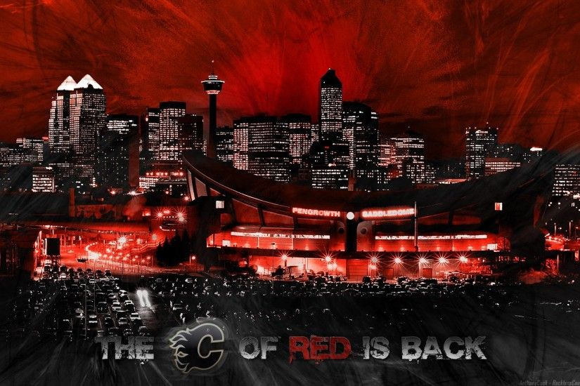 Calgary Flames Wallpapers | HD Wallpapers Base