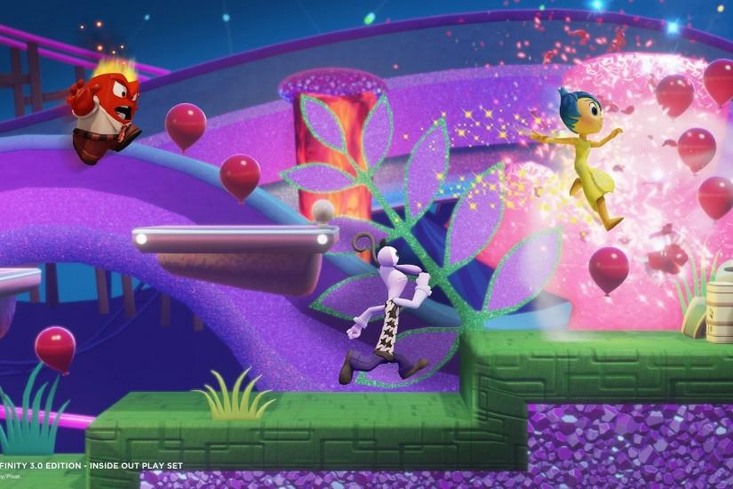Disney Infinity 3.0 'Inside Out' Play Set - hands-on impressions