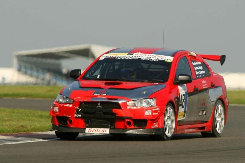 Mitsubishi Lancer Evolution X Rally