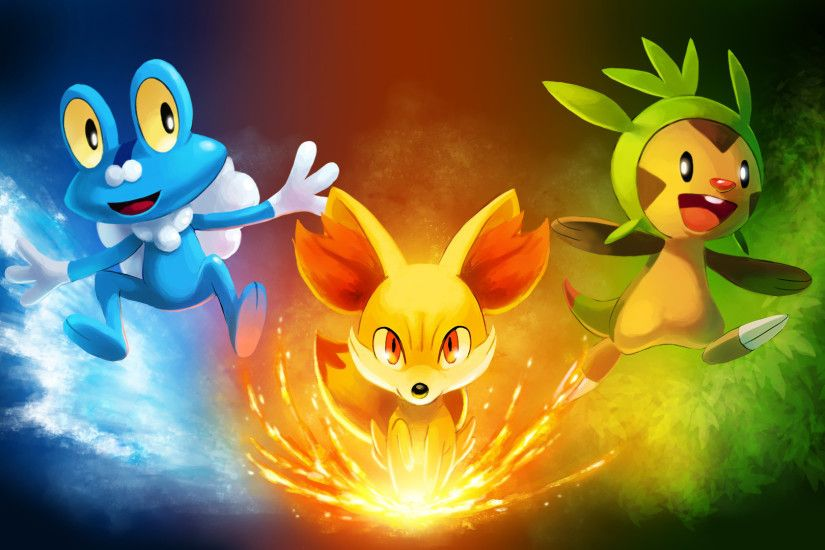 Pok mon Wallpapers Pokemon com Source · Pokemon X And Y Wallpaper Desktop
