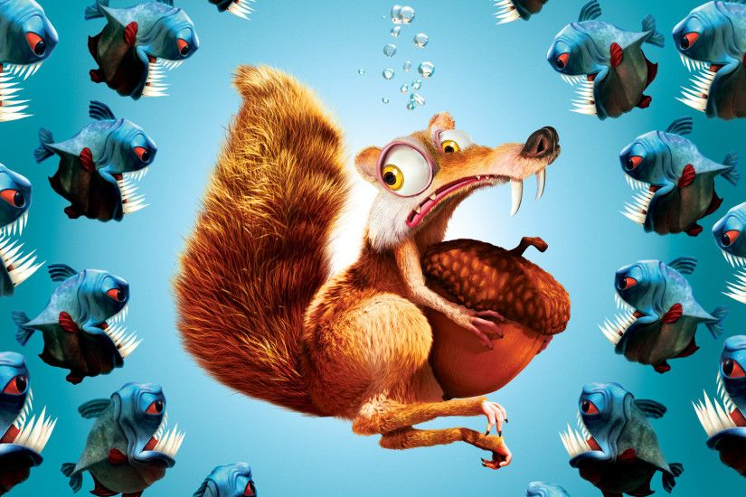 Movie - Ice Age: The Meltdown Wallpaper