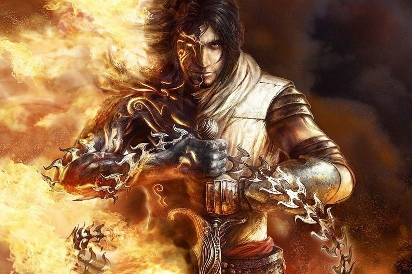 ... prince-of-persia-the-two-thrones-wallpaper ...