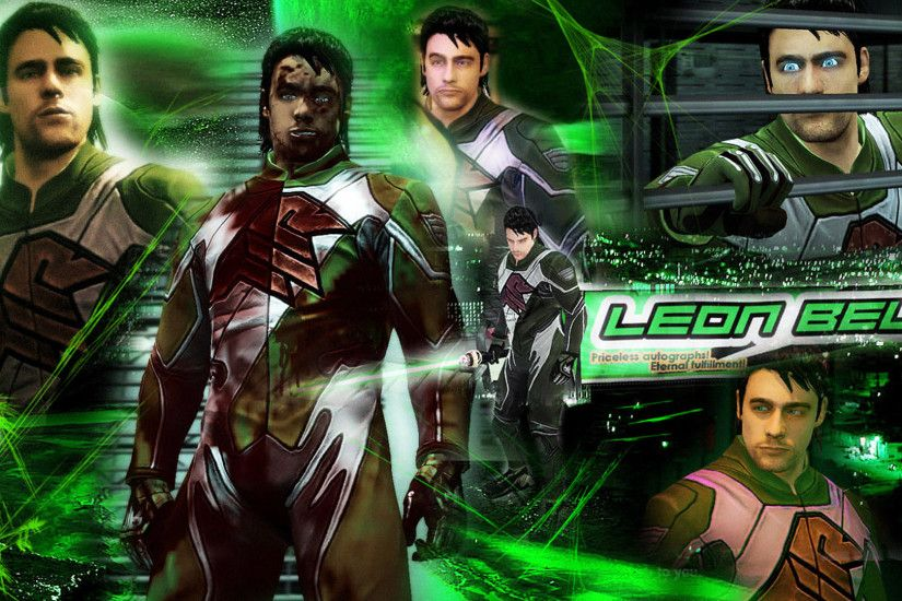 ... Dead Rising 2: Leon Bell wallpaper by SovietMentality