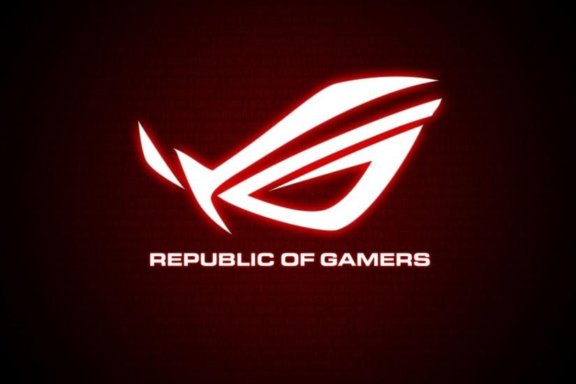 ROG Wallpaper Collection 2013 - Republic of Gamers