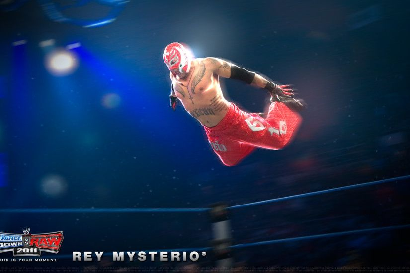 Download Rey Mysterio WWE HD 1920 X 1200 Wallpapers - 2826074 | mobile9