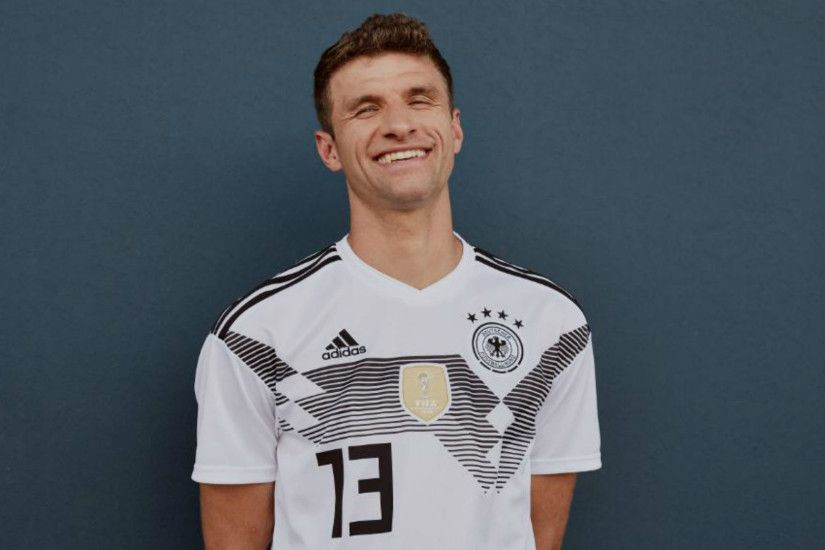 World Cup 2018 kit Germany home