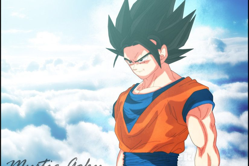 Collection Dragonball super Son Goku Mystic
