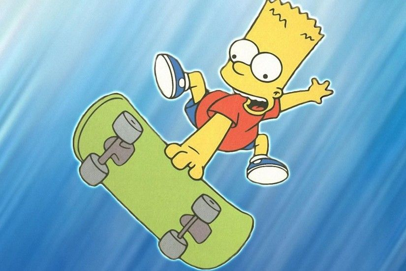 Pics Photos - Bart Simpson Wallpapers Free