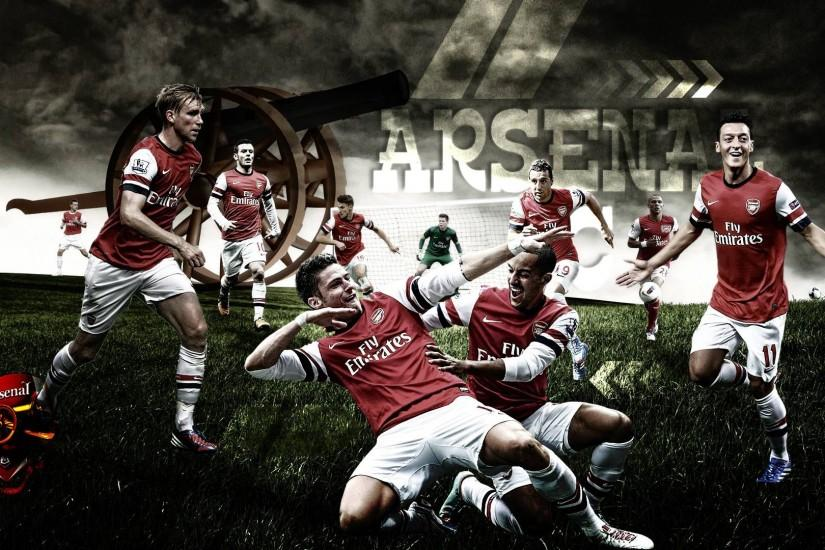 Arsenal Wallpapers HD For Desktop.