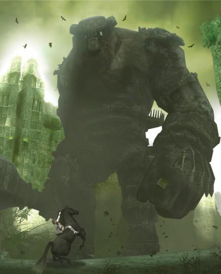 shadow of the colossus wallpaper 1644x2034 for hd