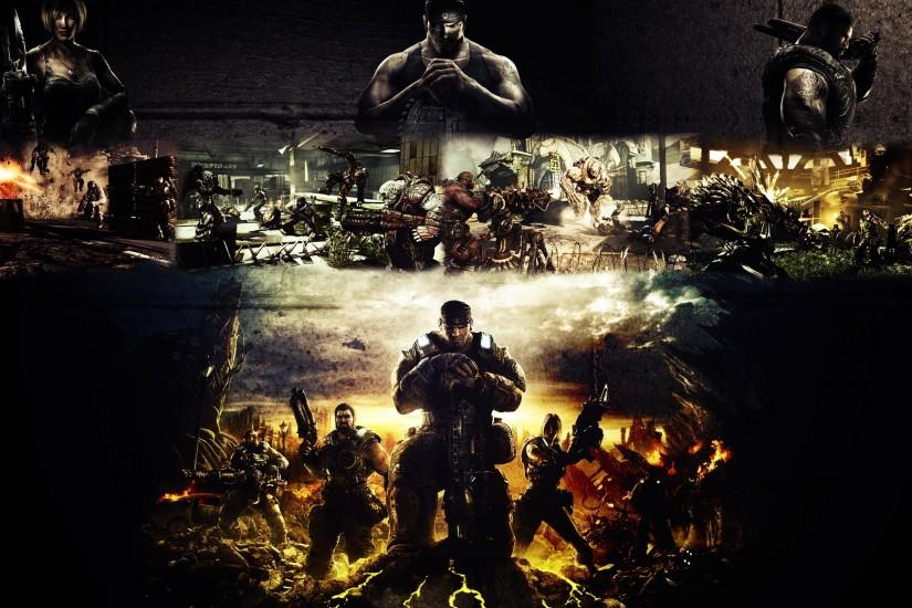Games Wallpapers - Gears Of War 3 2560x1440 wallpaper