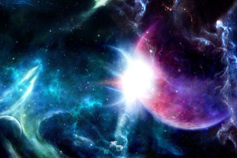 Colorful Space Wallpapers Picture As Wallpaper HD