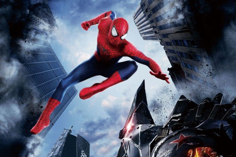 ... spiderman full hd wallpaper on wallpaperget com ...