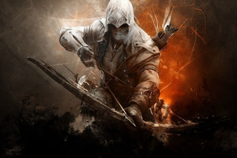 1920x1080 Assassins creed 3 hd Wallpaper