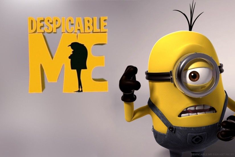 Minions Despicable Me Wallpapers (40 Wallpapers) – Adorable Wallpapers ...