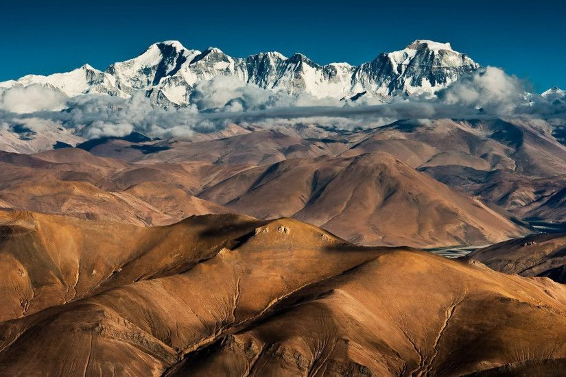 Himalayas Mountain Series Tibet