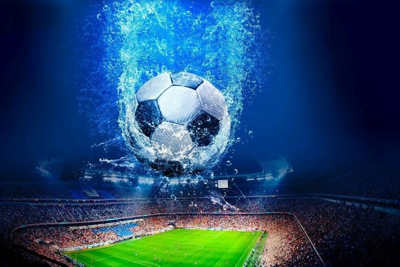 Fantasy soccer ball football ball-shaped competition sport championship  sphere HD wallpaper. Android wallpapers for free.