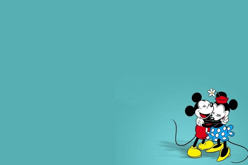 Wallpapers For > Mickey And Minnie Wallpaper Love