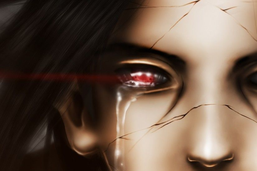 Download now full hd wallpaper naruto uchiha itachi sight ray tears ...