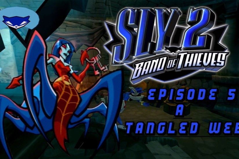Sly 2 - Episode 5 - A Tangled Web - No Commentary 1080p60fps