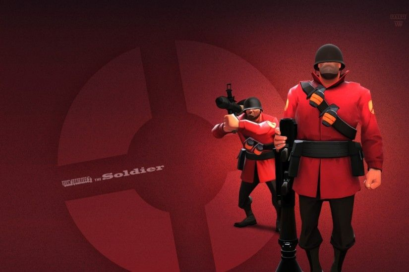 video games team fortress 2 soldier tf2 Wallpaper HD