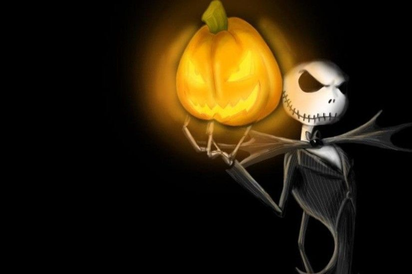 jack skellington wallpaper hd full