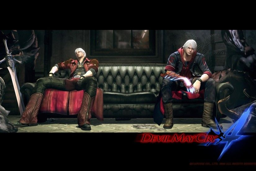 Devil May Cry 4 Wallpapers - Full HD wallpaper search