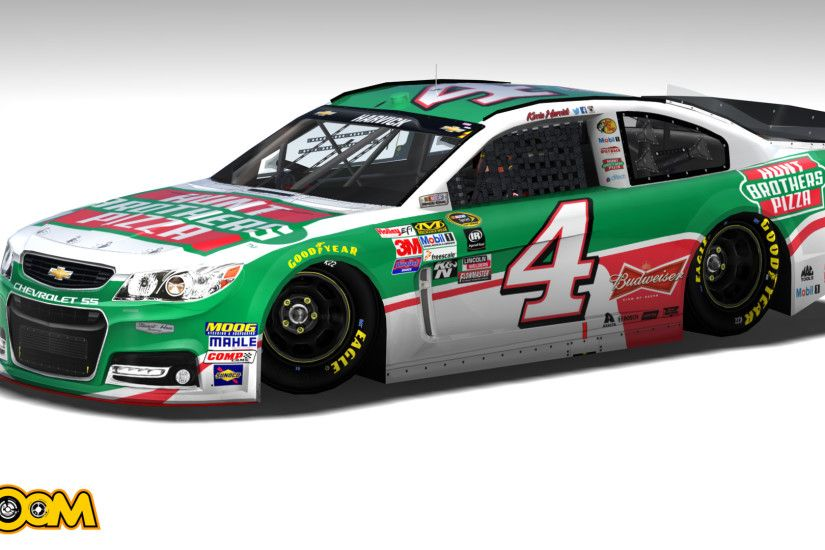 Kevin Harvick 2015 Hunt Brothers