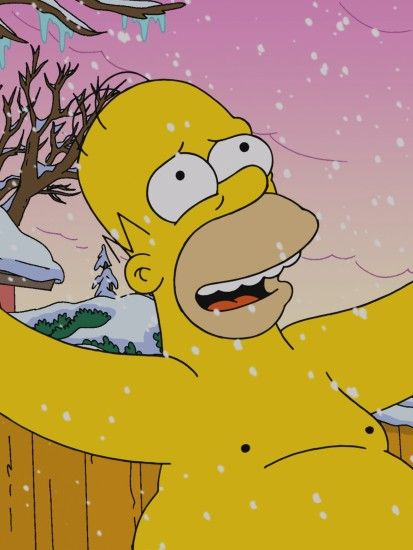 Download Simpsons, Homer simpson wallpaper