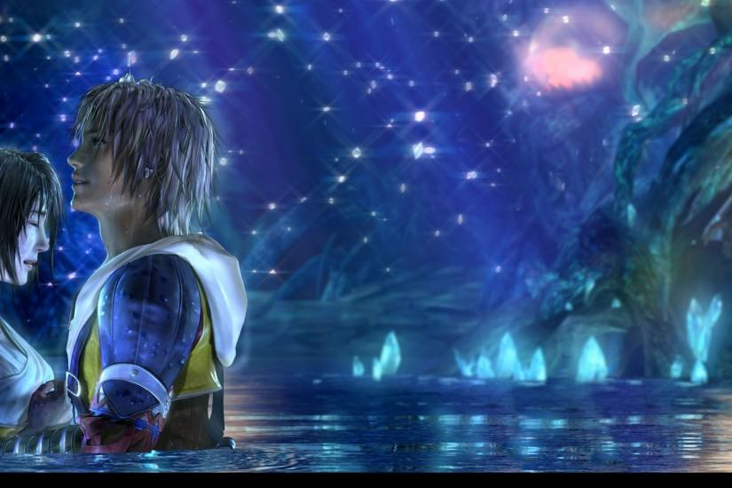 Multi Monitor - Video Game Final Fantasy X Wallpaper
