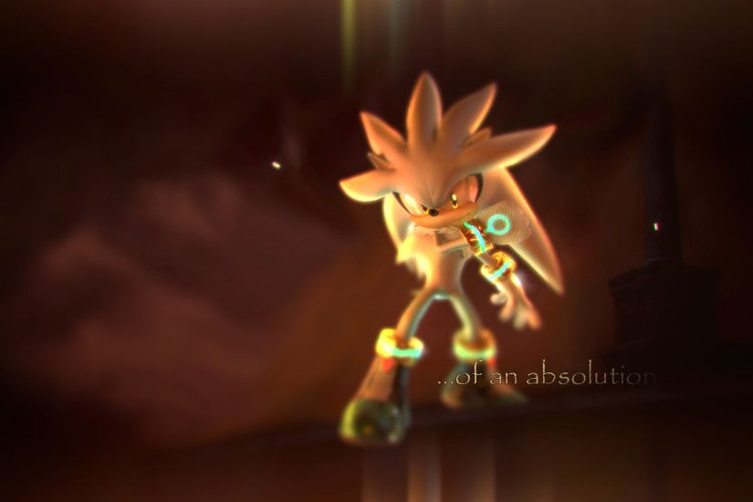 ... Silver the Hedgehog ... of an absolution by RealSonicSpeed