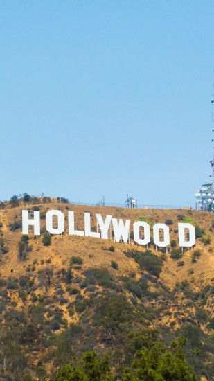 HOLLYWOOD SIGN WALLPAPER IPHONE 6 ↺