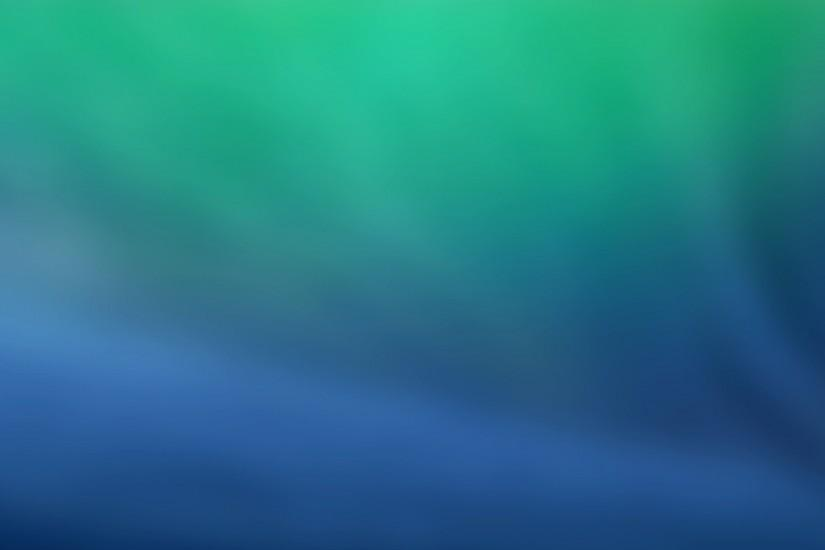 Smooth HD Blue & Green Background