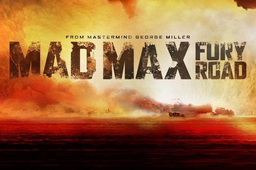 ... Mad Max: Fury Road Wallpaper 1920x1080 by sachso74