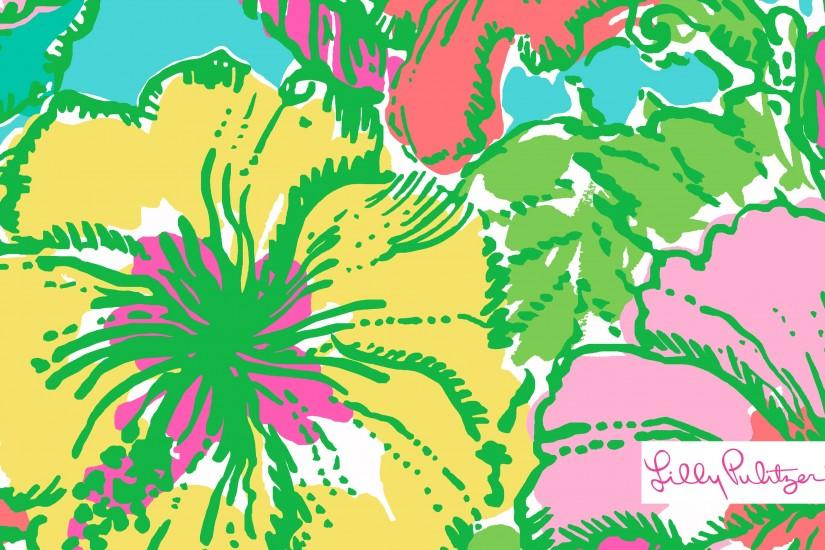 full size lilly pulitzer wallpaper 3000x1876