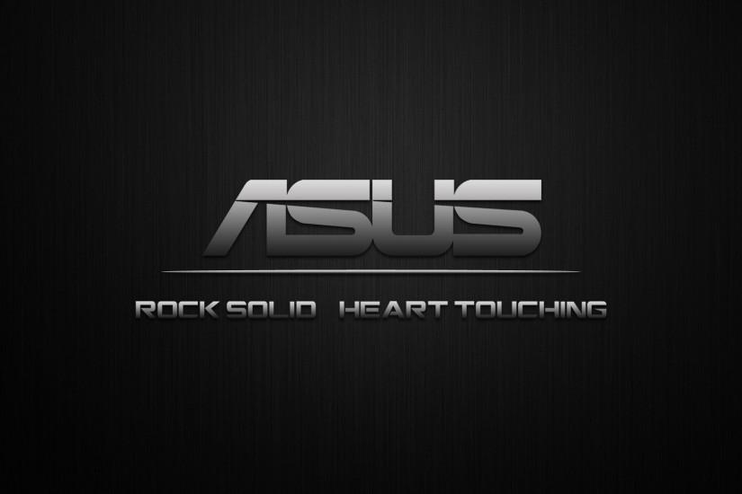 Black background ASUS