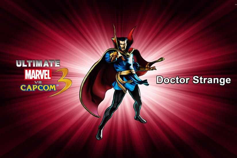 Doctor Strange - Ultimate Marvel vs. Capcom 3 wallpaper