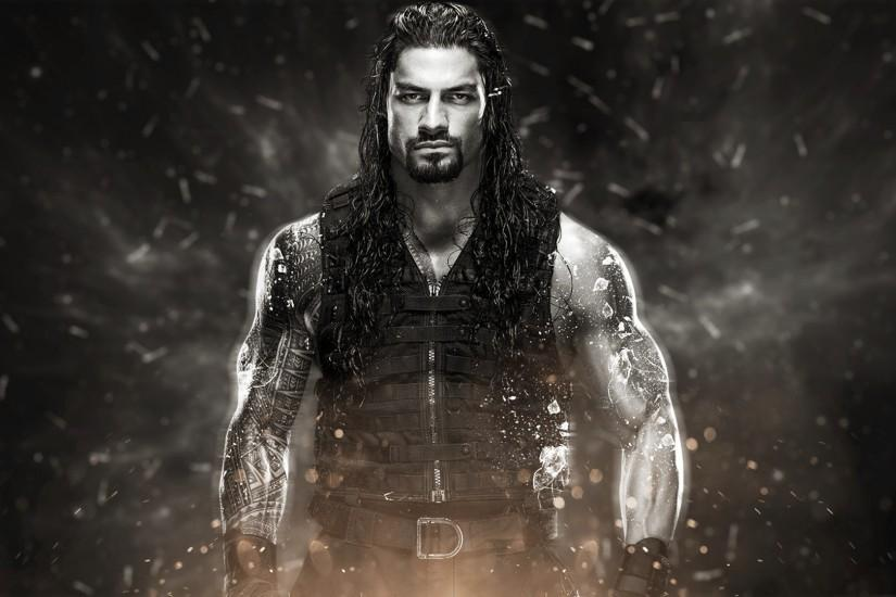 WWE Roman Reigns Wallpaper by SmileDexizeR