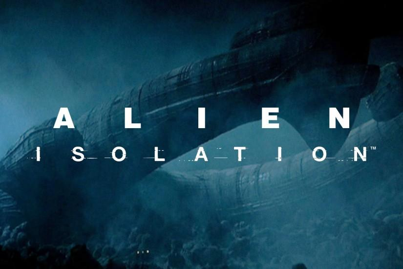 A L I E N: Isolation - Inside The Spaceship 2560x1440 Wallpaper (1440p) -  YouTube