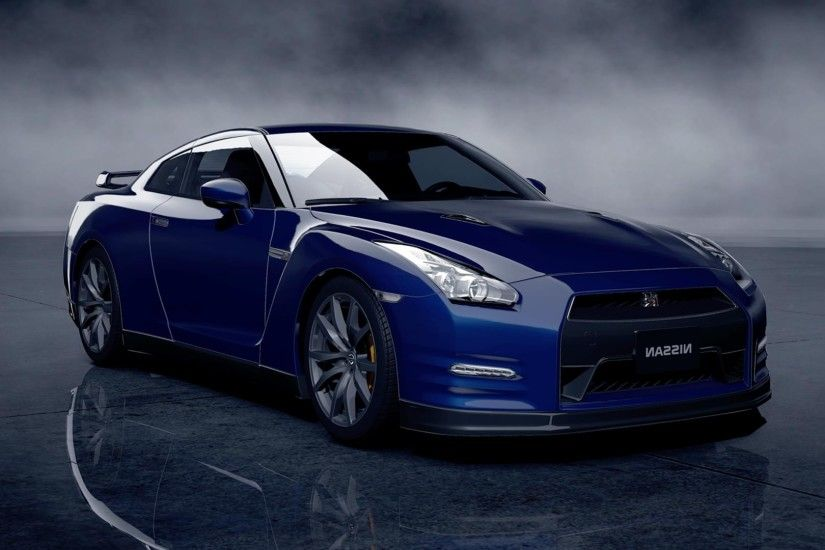 Nissan GT R, Nissan Skyline GT R R35, Car, Gran Turismo 5, Video Games  Wallpapers HD / Desktop and Mobile Backgrounds